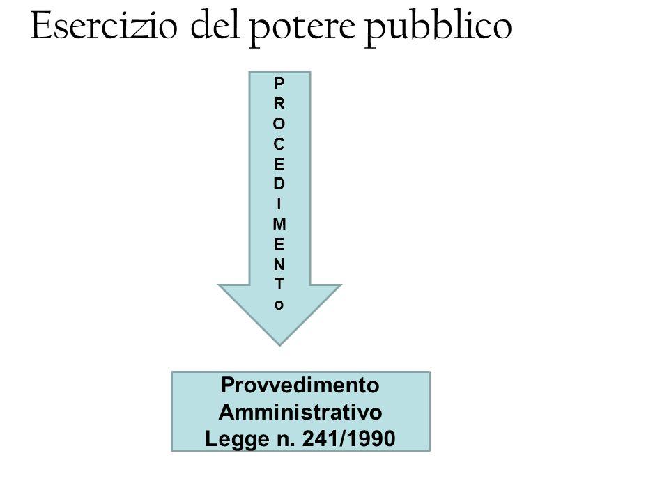 I caratteri del provvedimento Tipicità Nominatività Autoritatività Esecutività (producono effetti esterni); Esecutorietà; Elementi essenziali; -soggetto; -Oggetto; -Causa; -Motivazione; -forma