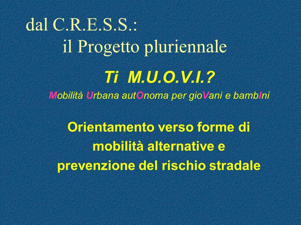 Il progetto Ti Muovi.