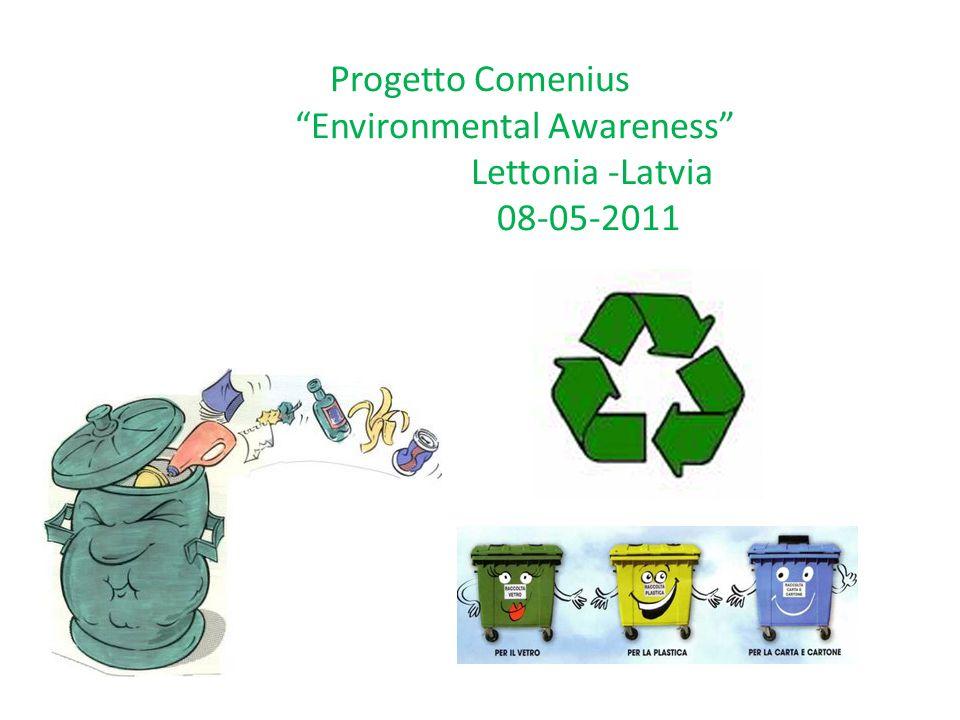 Progetto Comenius Environmental Awareness Lettonia -Latvia 08-05-2011