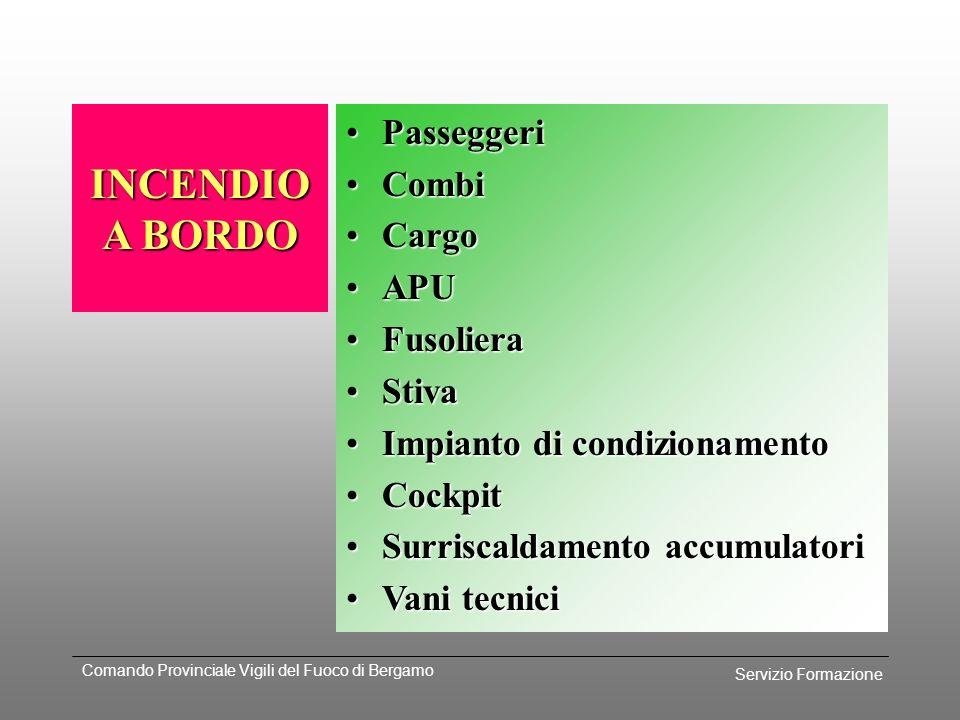 Servizio Formazione Comando Provinciale Vigili del Fuoco di Bergamo INCENDIO CARRELLO Modalità di approccioModalità di approccio freni surriscaldatifr