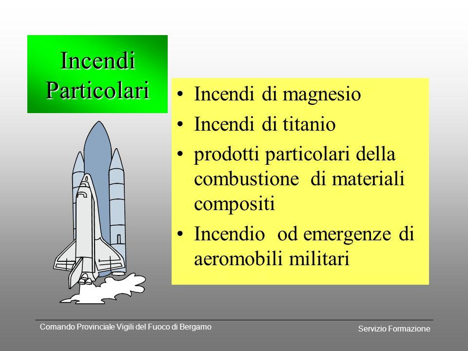 Servizio Formazione Comando Provinciale Vigili del Fuoco di Bergamo Emergenza per dirottamento Sequestro illegale Sabotaggio