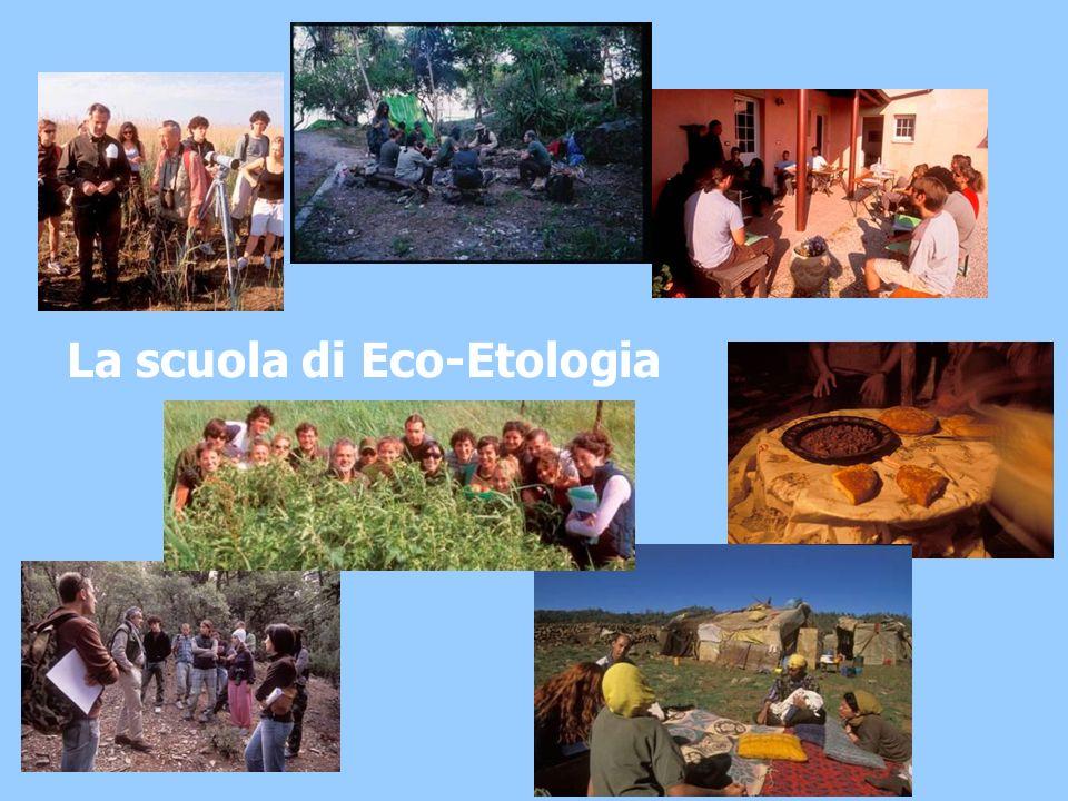 La scuola di Eco-Etologia
