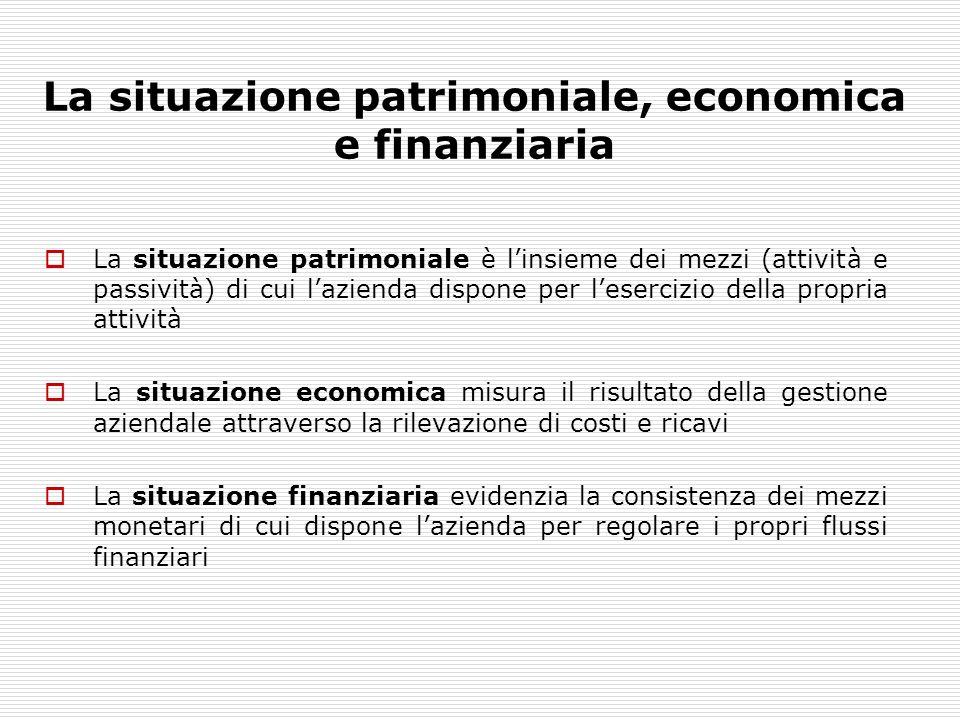 Altri principi di bilancio : lNeutralità - Bilancio redatto con criteri imparziali lRilevanza - il bilancio deve esporre solo informazioni e dati significativi o rilevanti sul processo decisionale