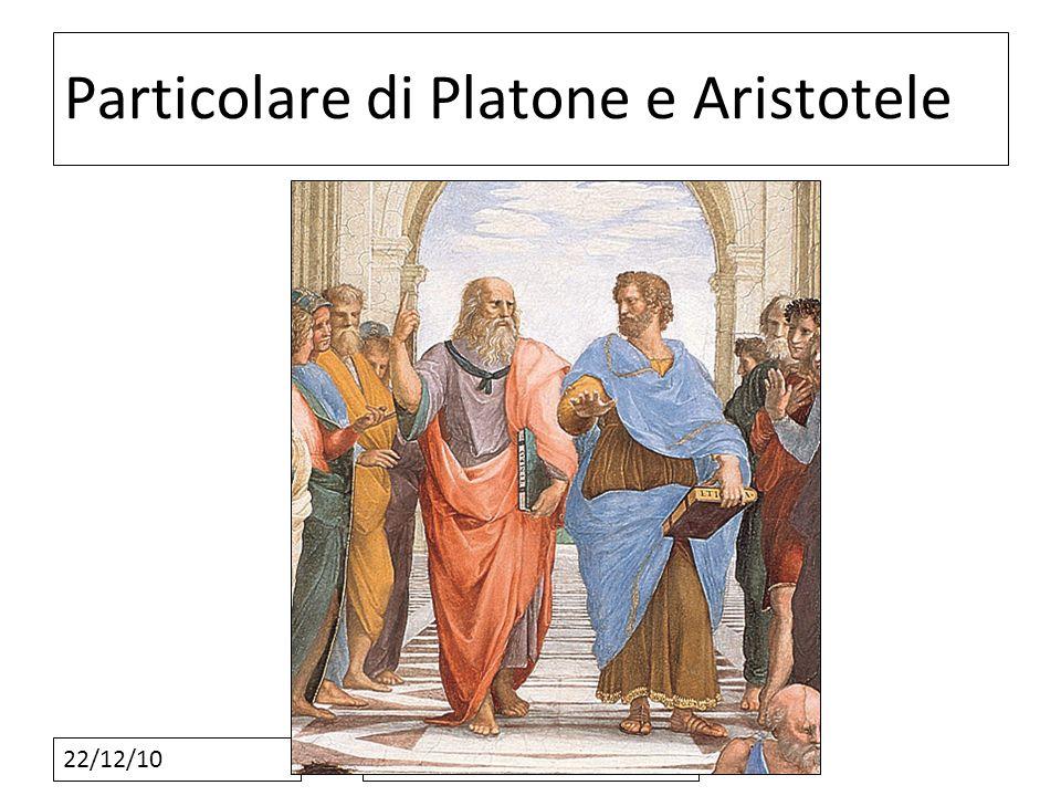 22/12/10 Particolare di Platone e Aristotele
