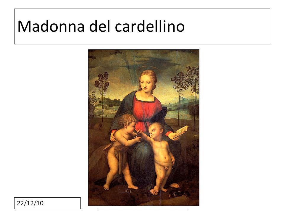 22/12/10 Madonna del cardellino