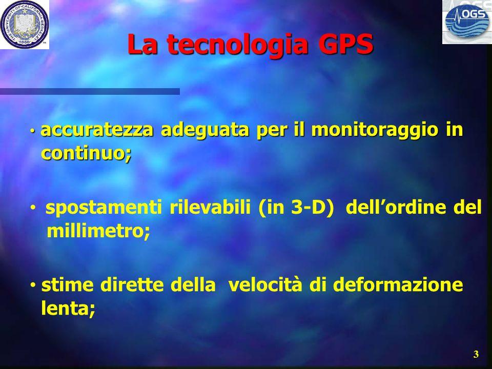 2 (da http://emidius.mi.ingv.it) Il Friuli-Venezia Giulia