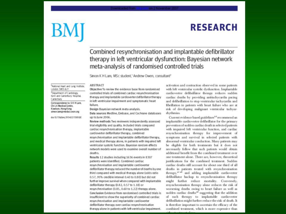 AF 54 aa miocardiopatia dilatativa primitiva FEVS 28%, DTD VS 72 mm 4/2009 impianto CRT-D 10/2010 FEVS 60%, DTD VS 51 mm