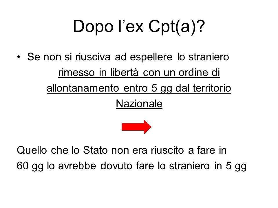 Dopo lex Cpt(a).