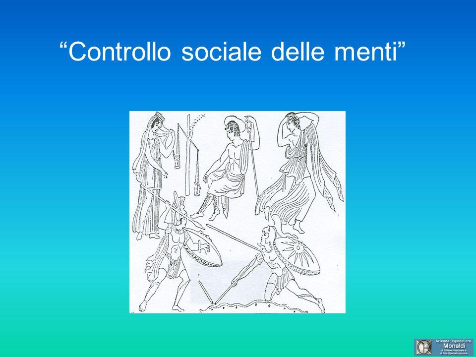 Controllo sociale delle menti