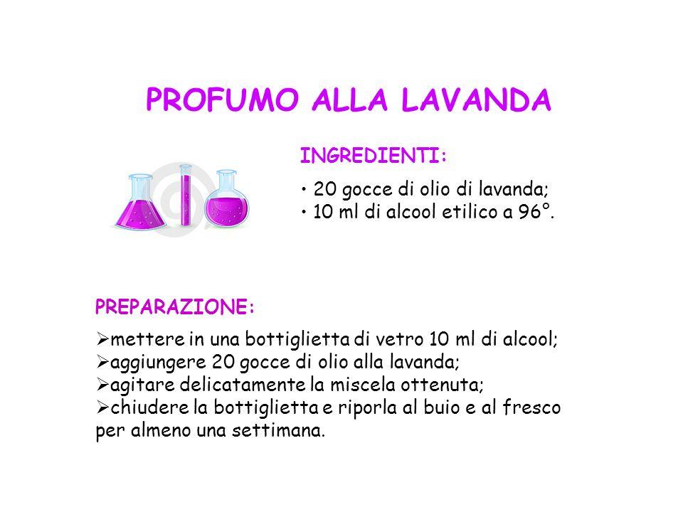 DENTIFRICIO ALLA MENTA INGREDIENTI: 10 g di bicarbonato; 5 g di acqua; 4 cucchiai di alcool etilico a 90 gradi; foglie di menta.