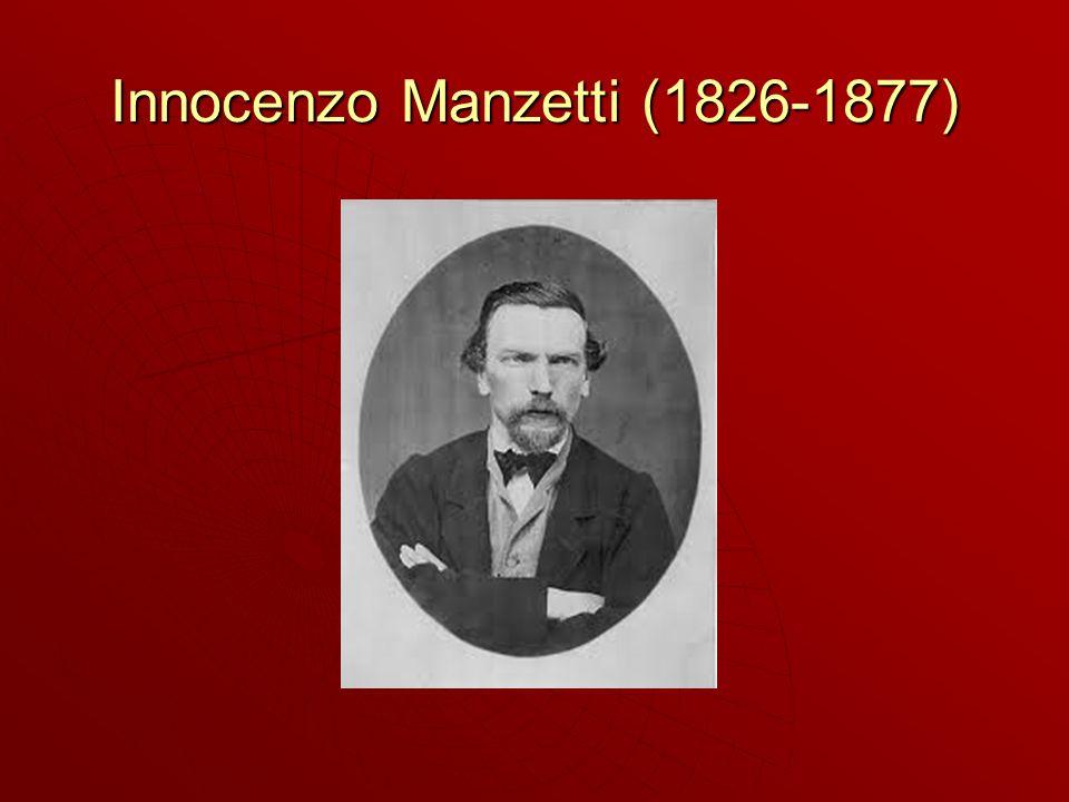 Innocenzo Manzetti (1826-1877)