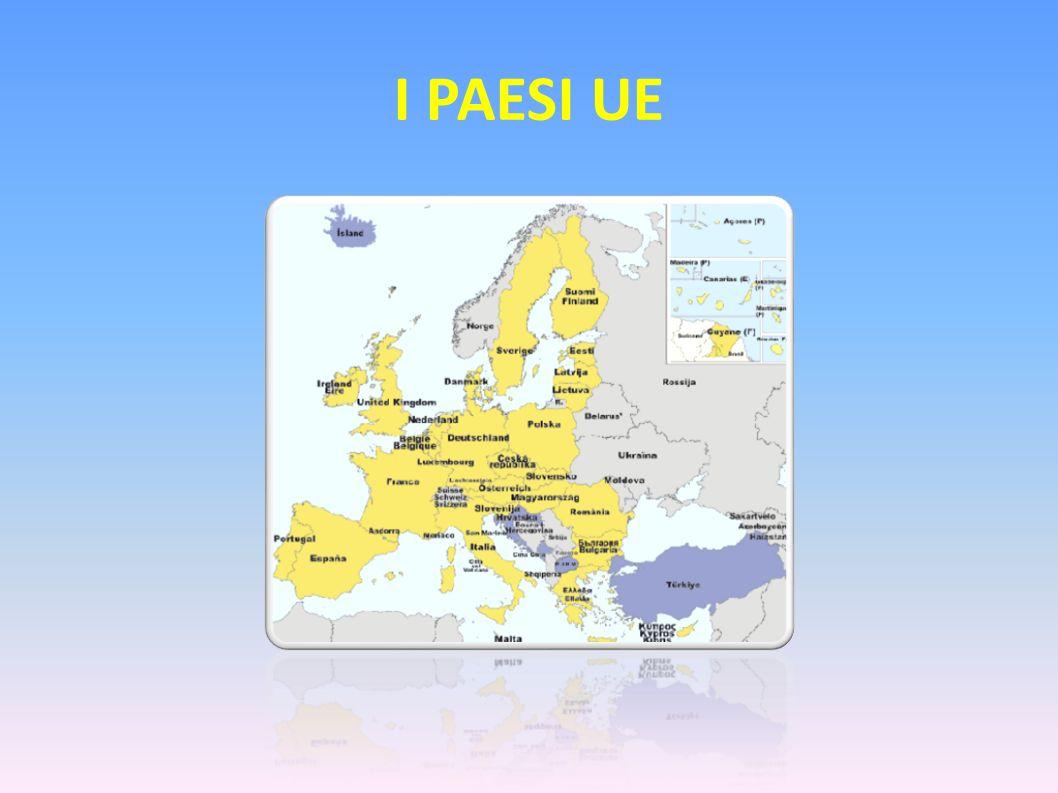 I PAESI UE