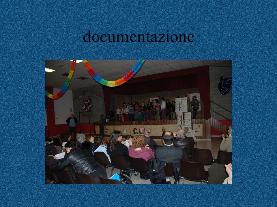 Documentazione = divulgazione delle esperienze e delle buone pratiche -Manifestazioni nelle scuole -Manifestazioni locali e territoriali -Sito www.scu