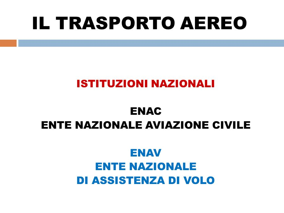 IL TRASPORTO AEREO ISTITUZIONI EUROPEE E C A C EUROPEAN CIVIL AVIATION CONFERENCE EUROCONTROL EUROPEAN ORGANIZATION FOR THE SAFETY OF AIR NAVIGATION J A A JOINT AVIATION AUTHORITIES