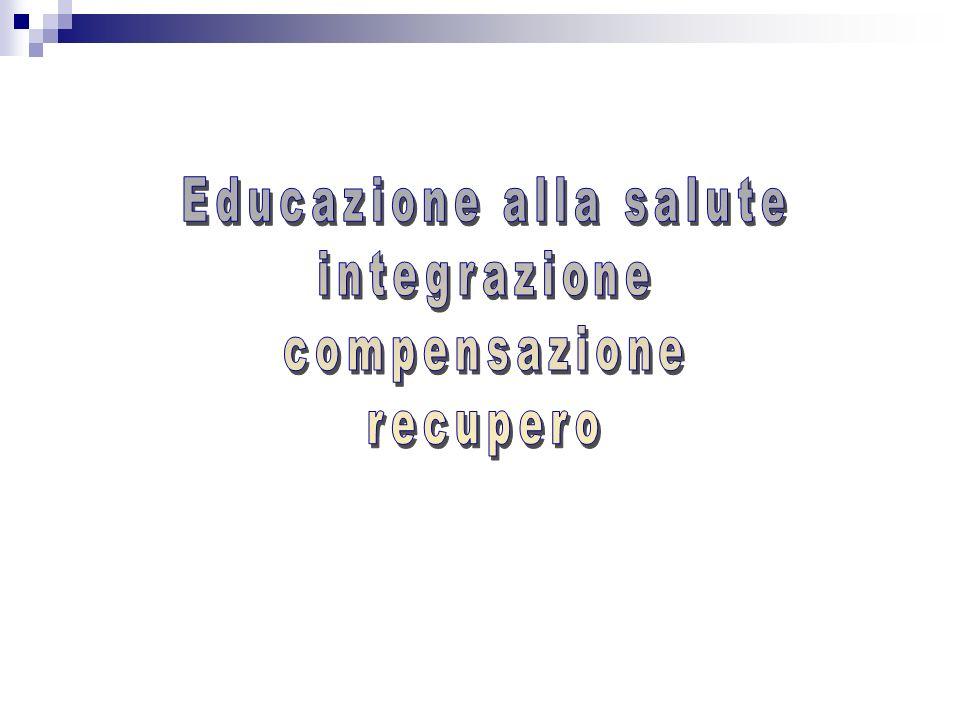 Progetti AREA 1. Educazione alla salute, integrazione, compensazione e recupero 1. Progetto lettura 2. Progetto educazione interculturale 3. Progetto
