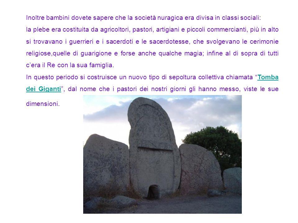 Nel periodo del massimo sviluppo della civiltà nuragica la Sardegna cominciò ad essere frequentata da altri popoli che navigavano e commerciavano un po con tutte le civiltà che vivevano lungo le coste del mar Mediterraneo.