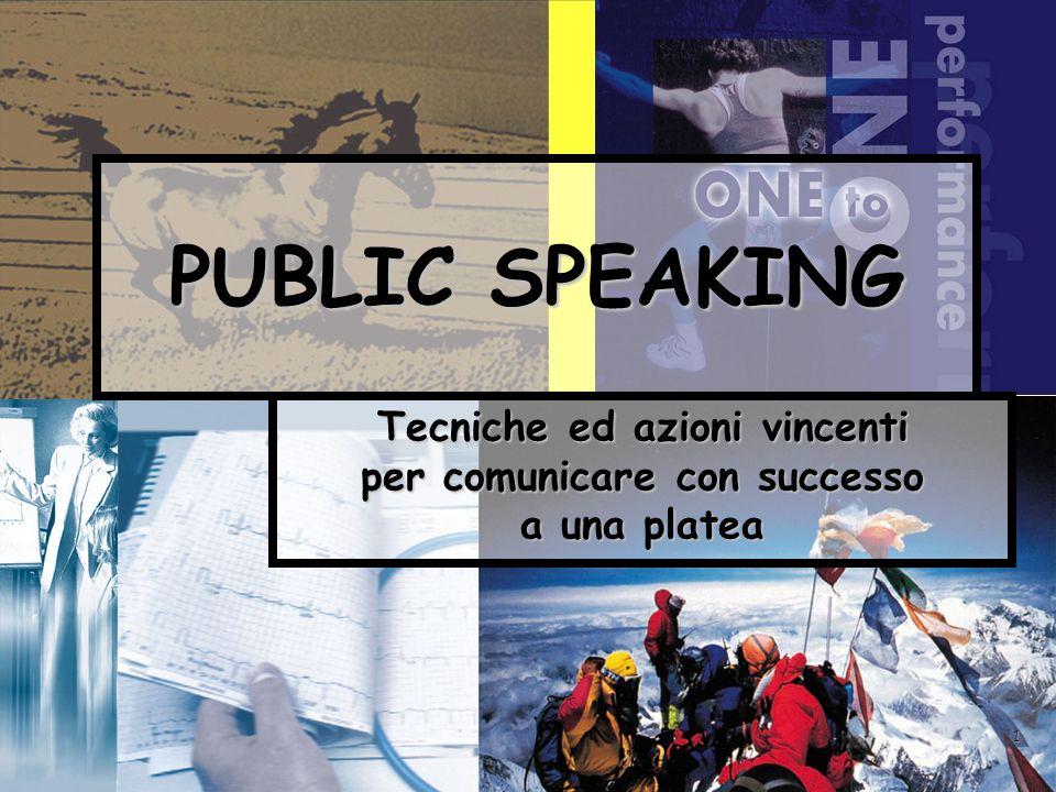 22 INGREDIENTI DELLA COMUNICAZIONE La comunicazione richiede che prima di comunicare io abbia chiaro il messaggio che voglio trasferire.