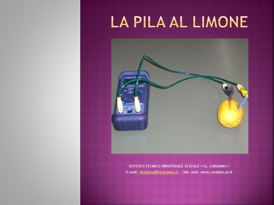 ISTITUTO TECNICO INDUSTRIALE STATALE > E-mail: direzione@iticardano.it – Sito web: www.cardano.pv.itdirezione@iticardano.it