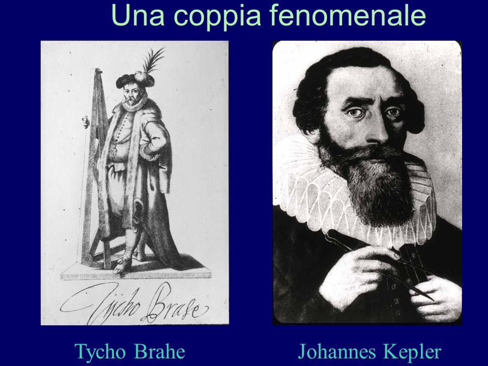 Una coppia fenomenale Tycho BraheJohannes Kepler