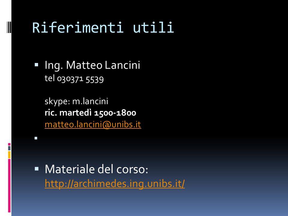 Progetto7: Compressore scroll CollaborazioneIng.