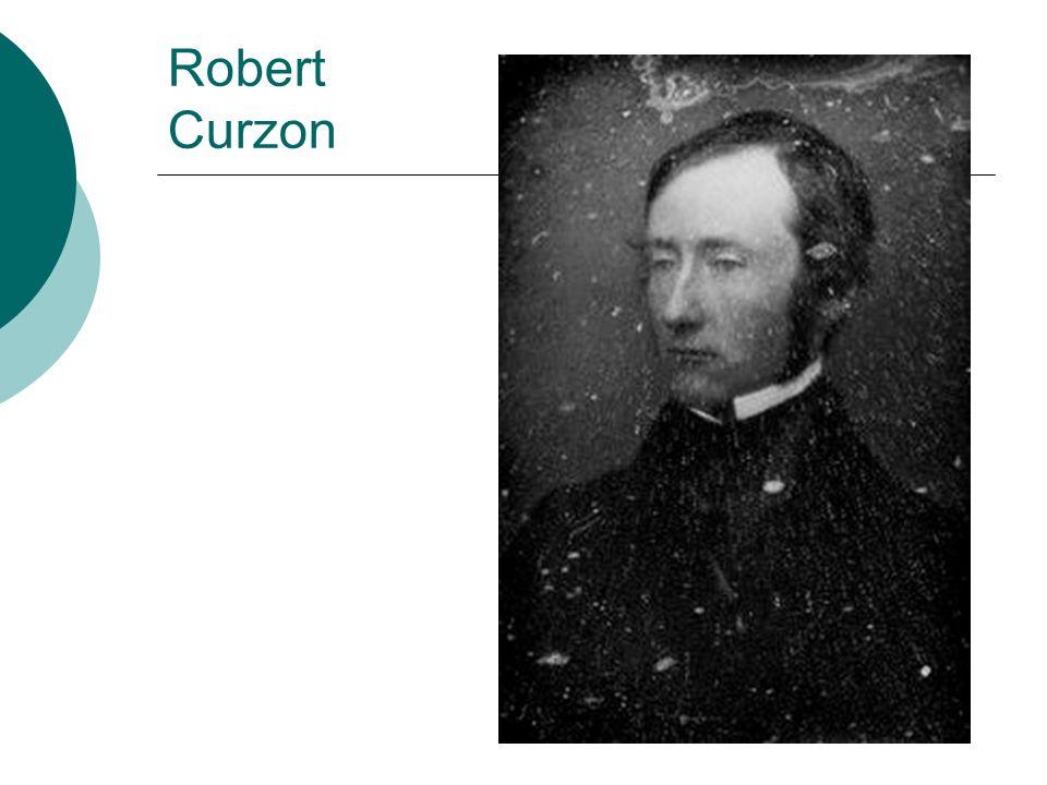 Robert Curzon