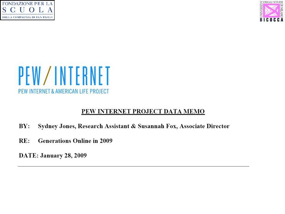 Web 1.0Web 2.0 Socile Net 2009: more than 50% Social Networking