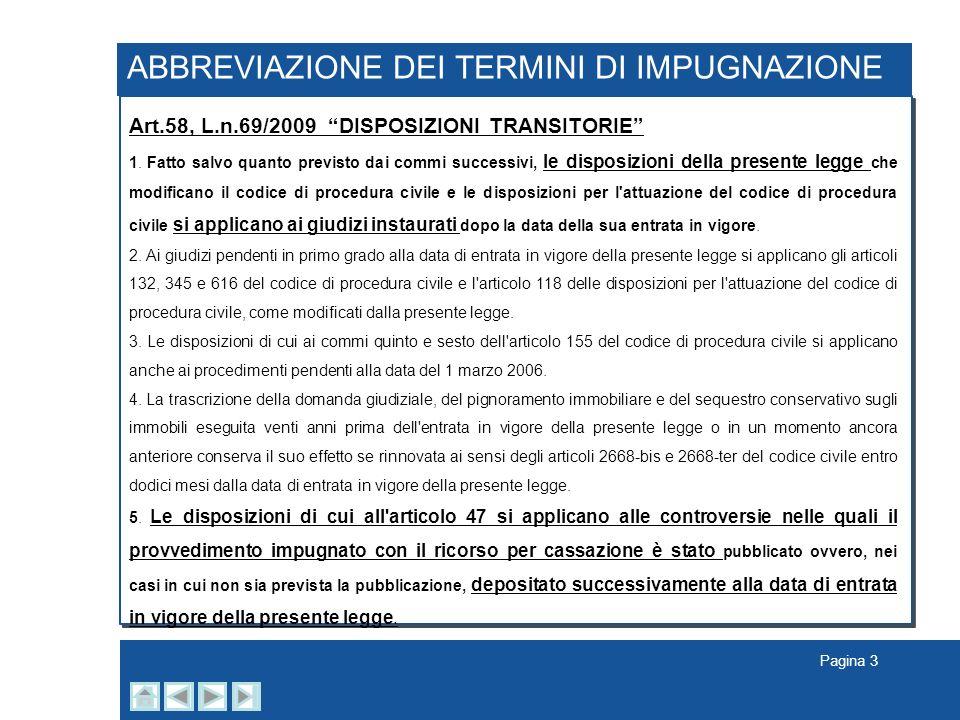 Pagina 54 DIFETTO DI RAPPRESENTANZA (art.182 c.p.c.) Art.182, 2 co.