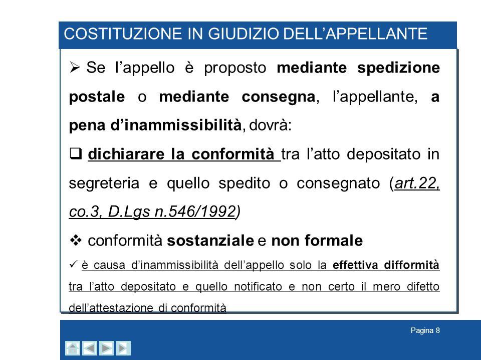 Pagina 29 - MAGGIORI RISCHI NEL CASO DI SOCCOMBENZA Il nuovo 3 co.