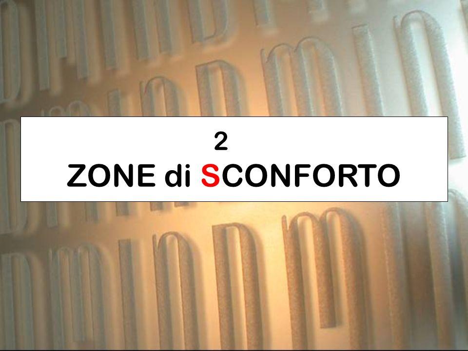 2 ZONE di SCONFORTO