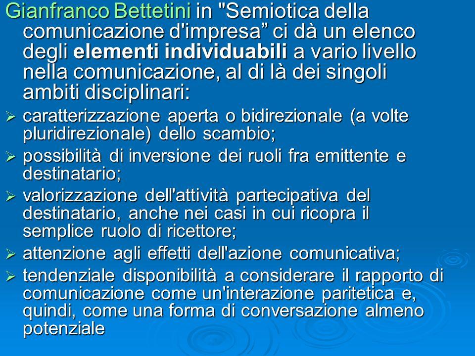 Gianfranco Bettetini in