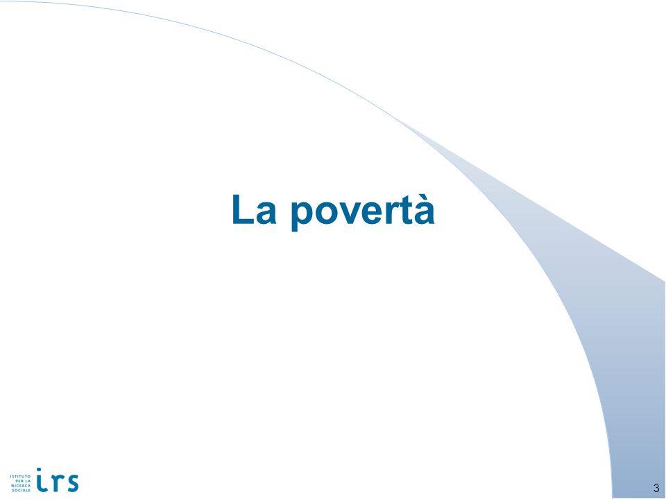 La povertà 3