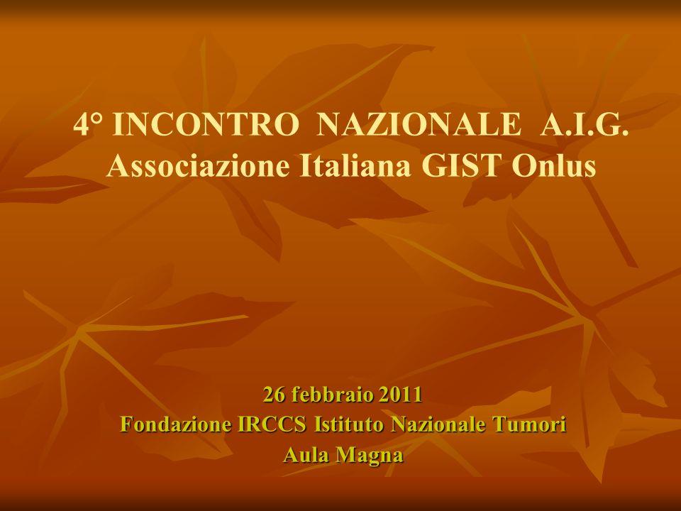 I diritti del malato oncologico Silvia Bettega Servizio Sociale Adulti Fondazione IRCCS Istituto Nazionale Tumori Milano