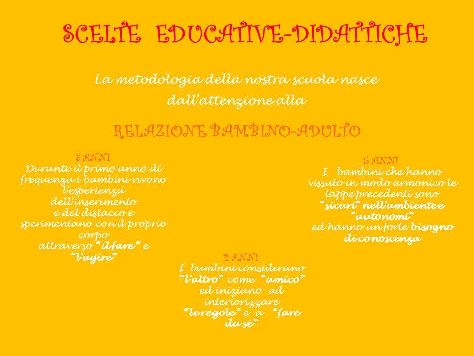 Progetto continuità scuola infanzia-scuola primaria PICCOLO GIALLO E PICCOLO BLU Progetto Lingua Inglese ARRICCHIMENTO OFFERTA FORMATIVA (BAMBINI DI 5