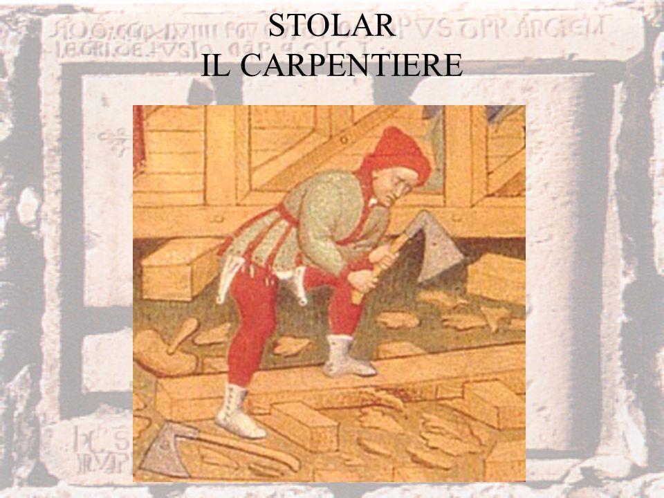 STOLAR IL CARPENTIERE