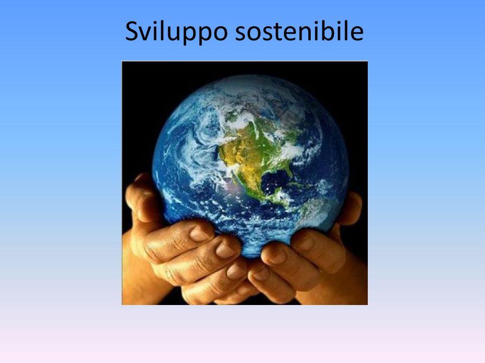 Sviluppo sostenibile