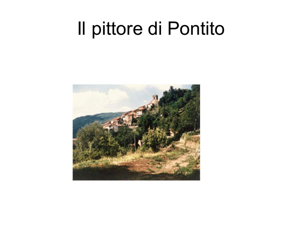 Il pittore di Pontito