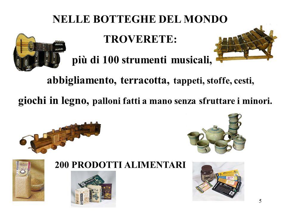 6 VISITATE la Bottega del Mondo LALTROMERCATO Corso Timoleonte 79 Siracusa creato da enzo scamporlino