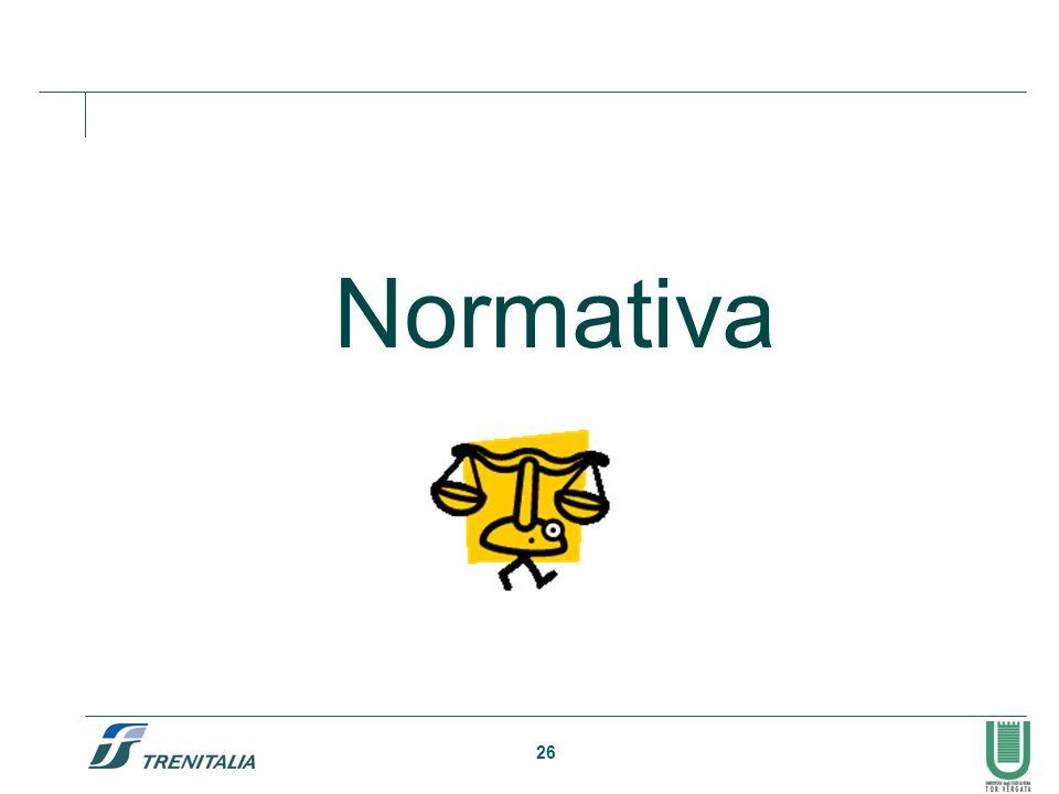 26 Normativa