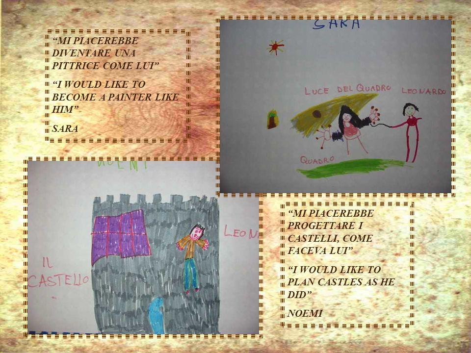 COPIA DI UN DIPINTO FAMOSO DI LEONARDO: LA GIOCONDA COPYING A FAMOUSE LEONARDOS PICTURE: THE GIOCONDA