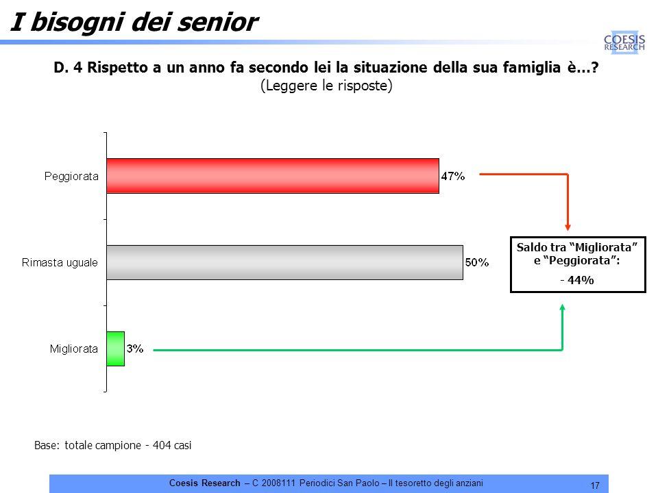 17 Coesis Research – C 2008111 Periodici San Paolo – Il tesoretto degli anziani D.