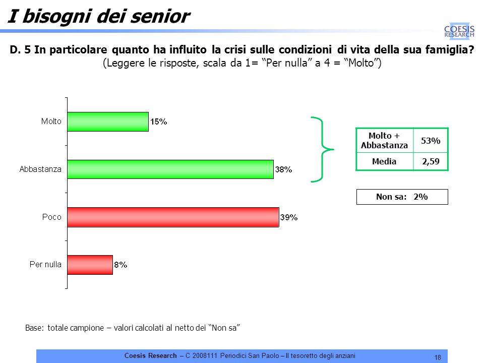 18 Coesis Research – C 2008111 Periodici San Paolo – Il tesoretto degli anziani D.