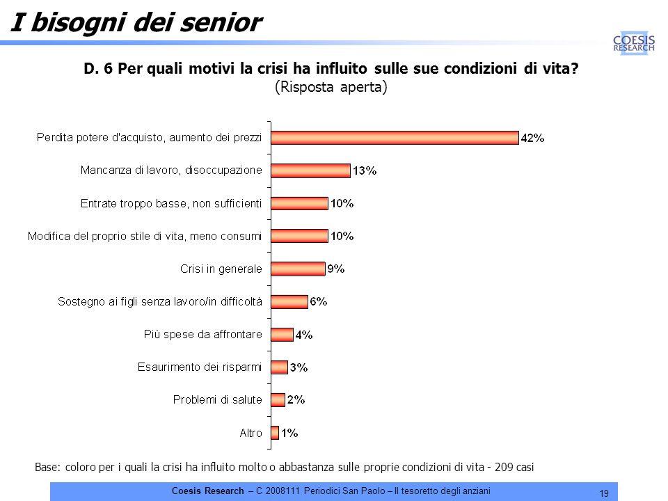 19 Coesis Research – C 2008111 Periodici San Paolo – Il tesoretto degli anziani D.