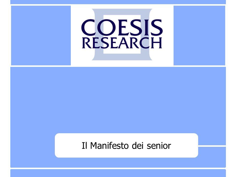 Il Manifesto dei senior