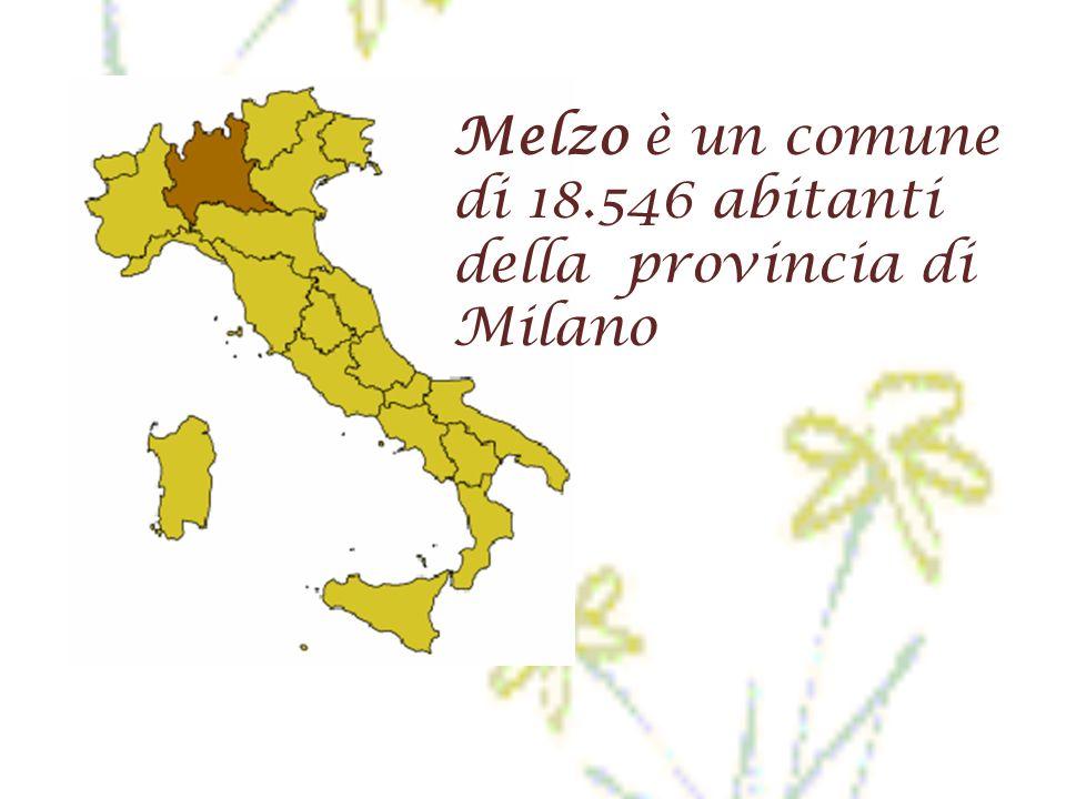 Melzo è un comune di 18.546 abitanti della provincia di Milano