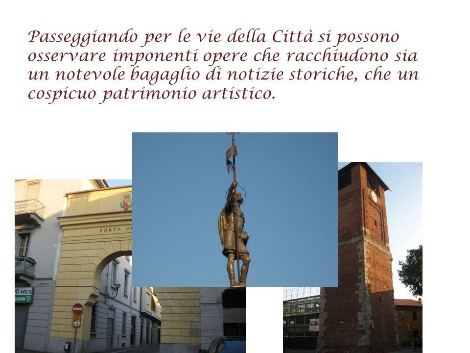 Tra il XVI e il XVII secolo Melzo appartenne alla famiglia Trivulzio, di cui rimane un imponente palazzo.