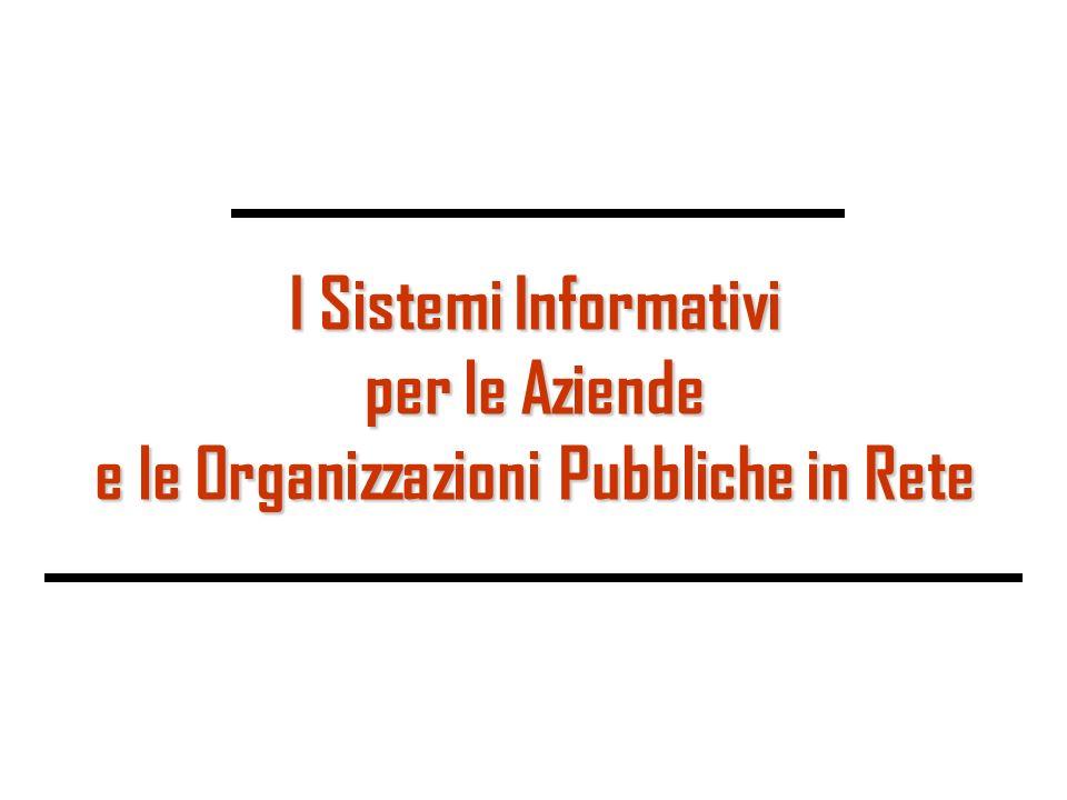 2.7 I sistemi di Customer Relationship Management (CRM) e le aziende di utility Interdipendenza informativa fra le diverse funzionalità CRM (indicativa) Tab.