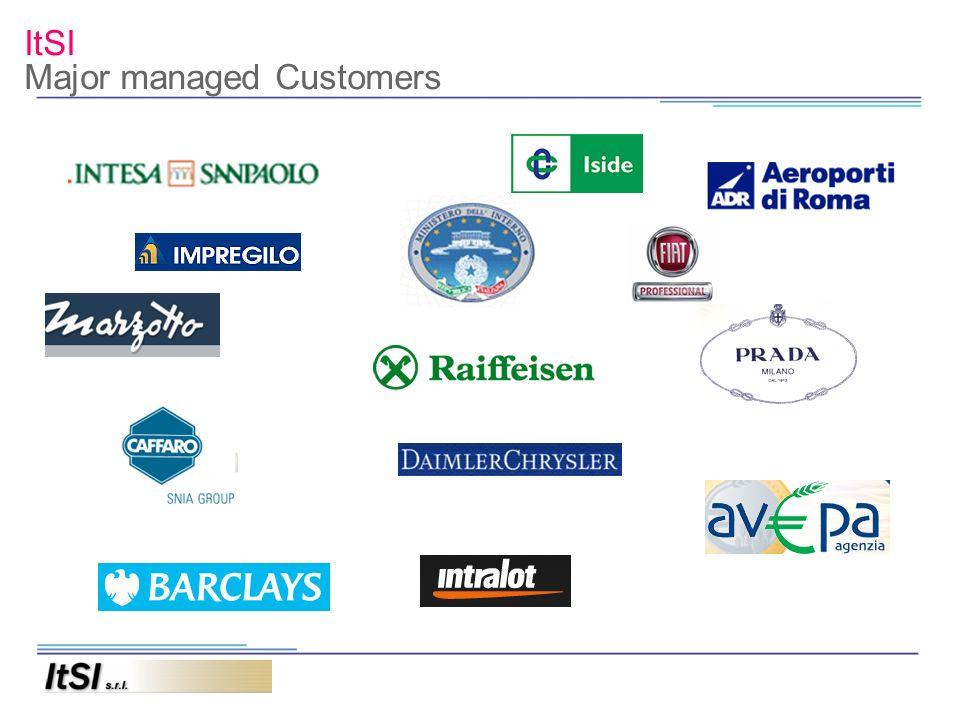 ItSI Major managed Customers