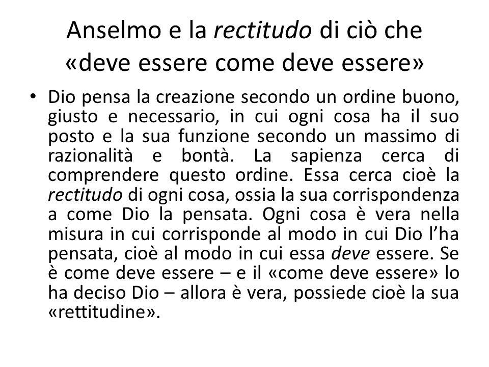 Il testo dellunum argumentum (2) Ma, certamente, ciò di cui non si può pensare il maggiore non può esistere solo nellintelletto.
