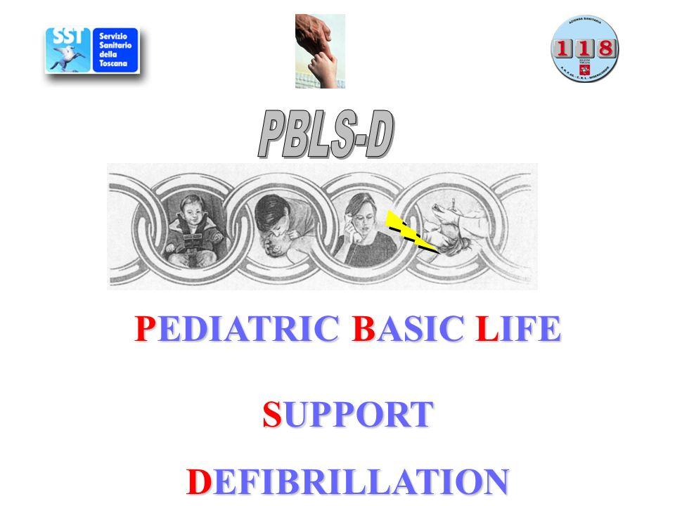 PEDIATRIC BASIC LIFE SUPPORT DEFIBRILLATION