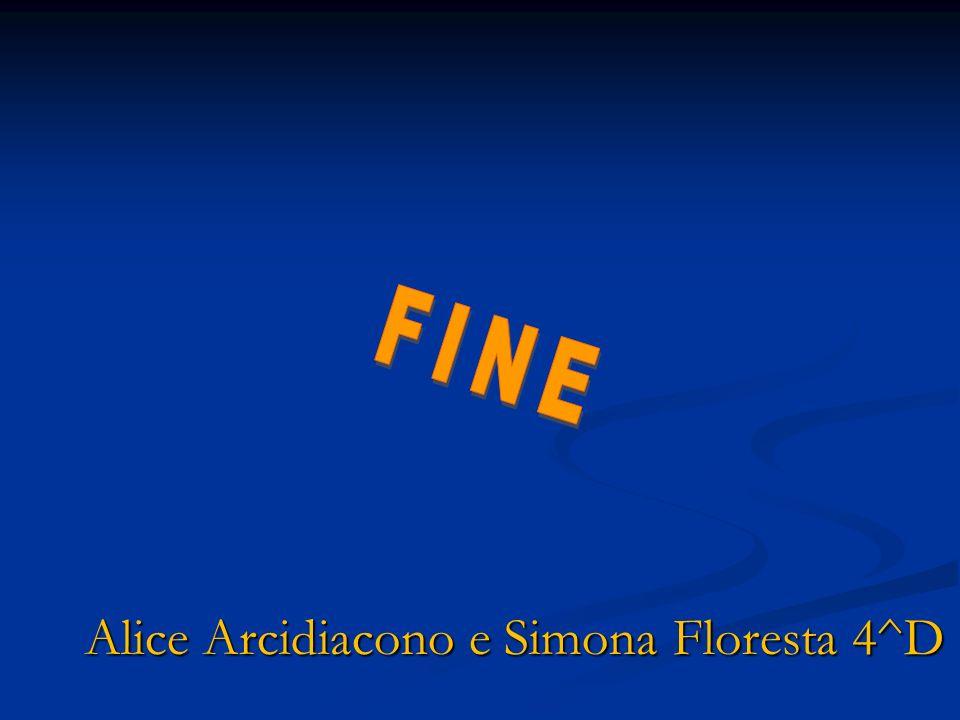 Alice Arcidiacono e Simona Floresta 4^D